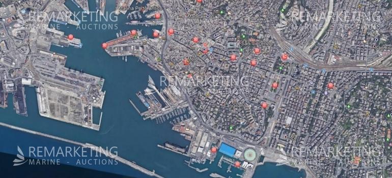Marina Porto Antico - Il Porto e la città