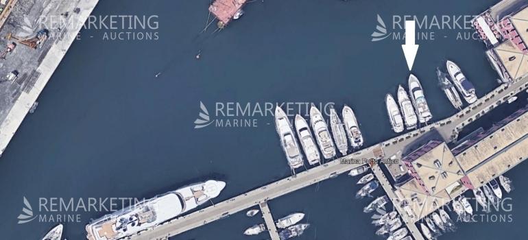 Marina Porto Antico - Posto F6 - 25 mt
