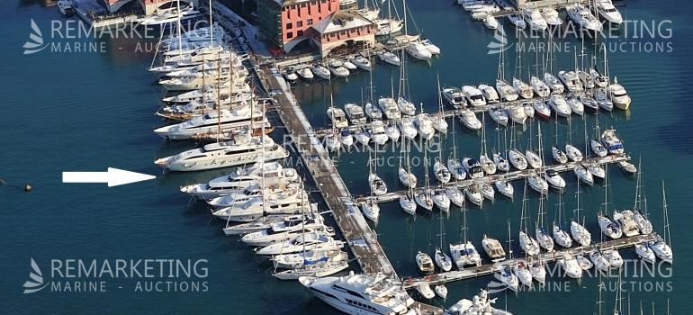 Marina Porto Antico - Posto F19 - 33 mt